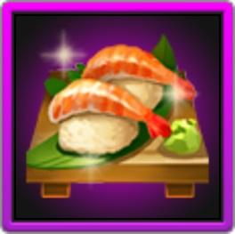 KOF 98 UM OL グルメ 特上寿司