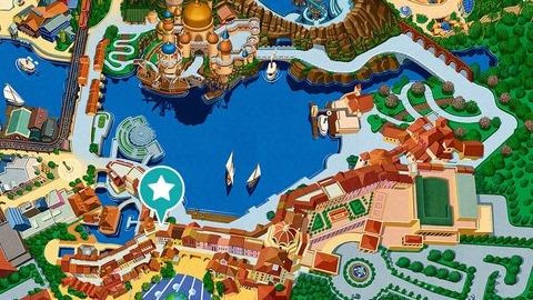 Disney公式『フィガロズ・クロージアー』