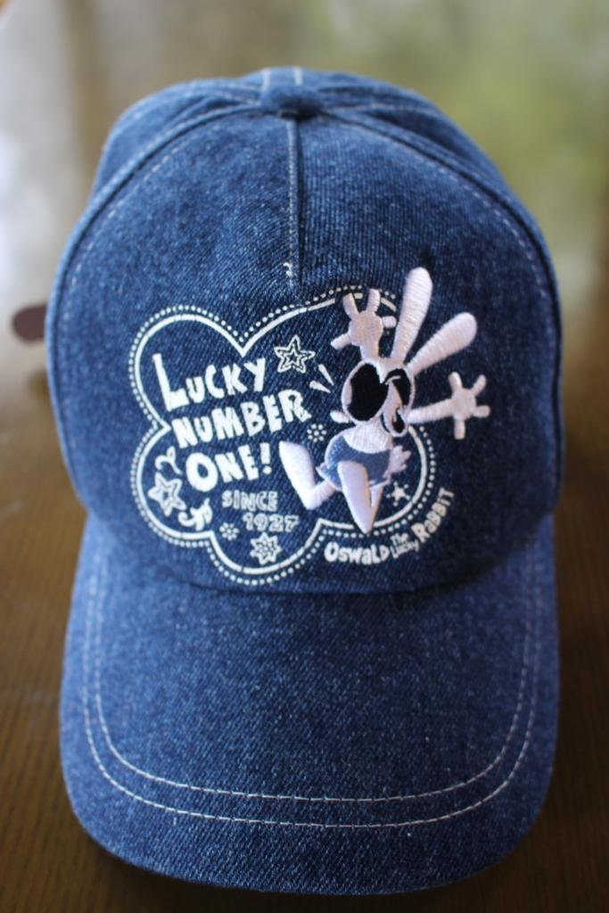 オズワルドの帽子
