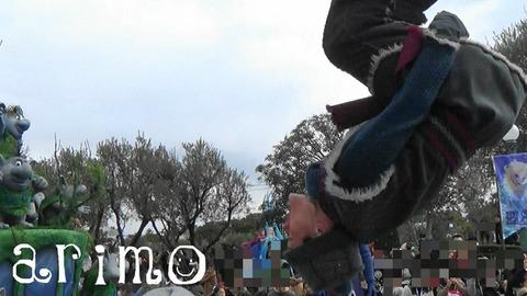フローズンファンタジーパレード