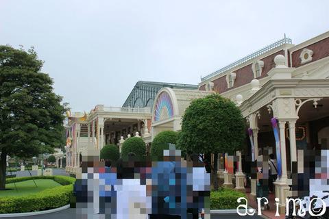 東京ディズニーランドハッピー15エントリー
