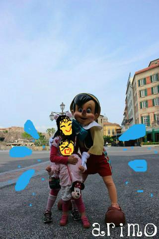 東京ディズニーシー・ピノキオ