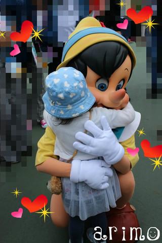 東京ディズニーランド・ピノキオ