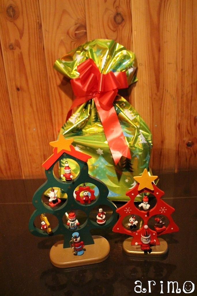 我が家のクリスマスプレゼント2018
