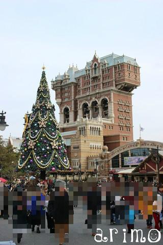 ディズニーシー・クリスマス