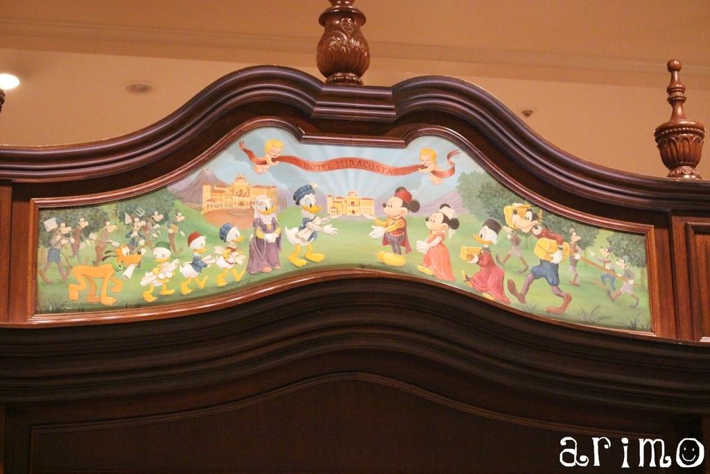 東京ディズニーシーホテルミラコスタ・フロント