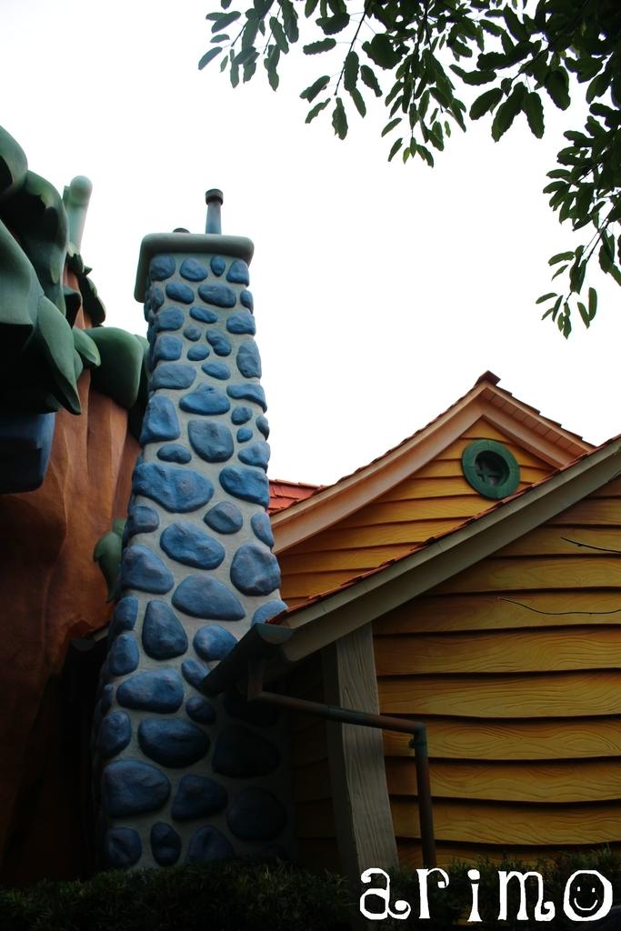 ミッキーの家とミートミッキー