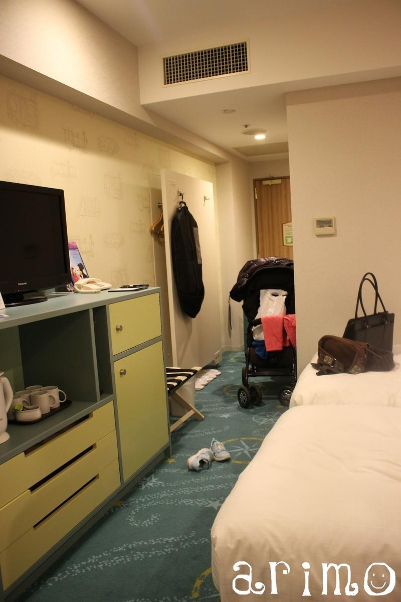 """セレブレーションホテル""""ディスカバー""""クインテットルーム"""