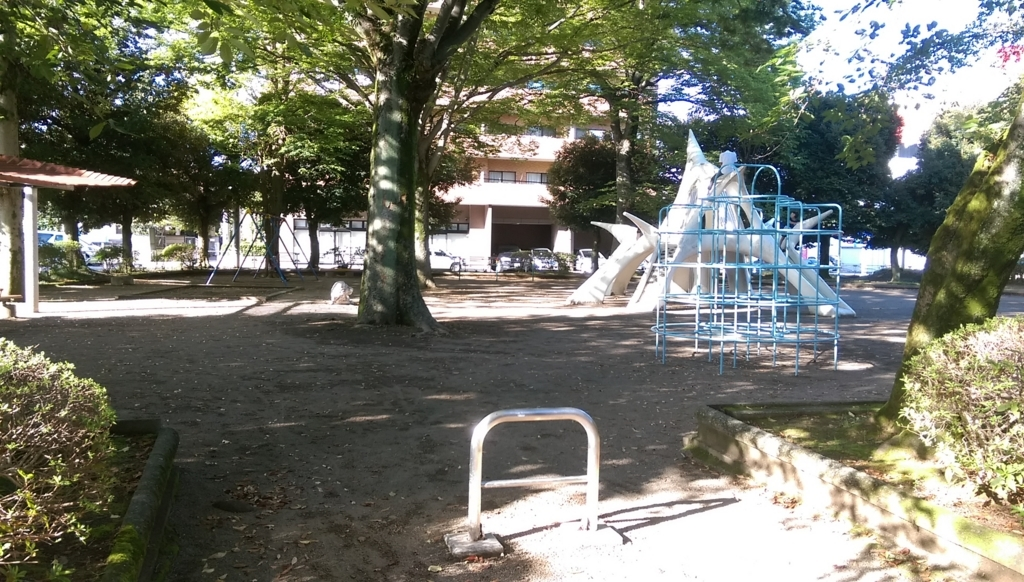 駅東公園-遊具