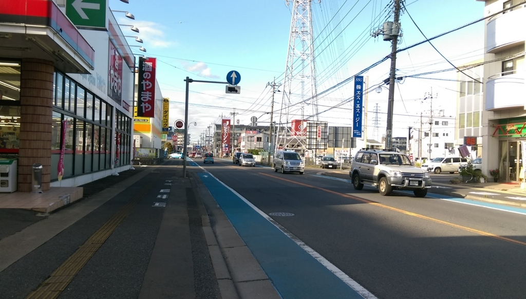駅東公園-県道339号線