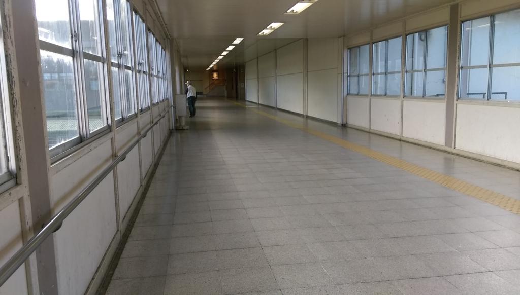 小山駅-東西連絡通路