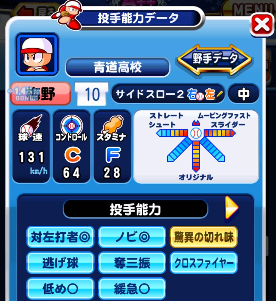 強化青道-アヘ変-育成選手