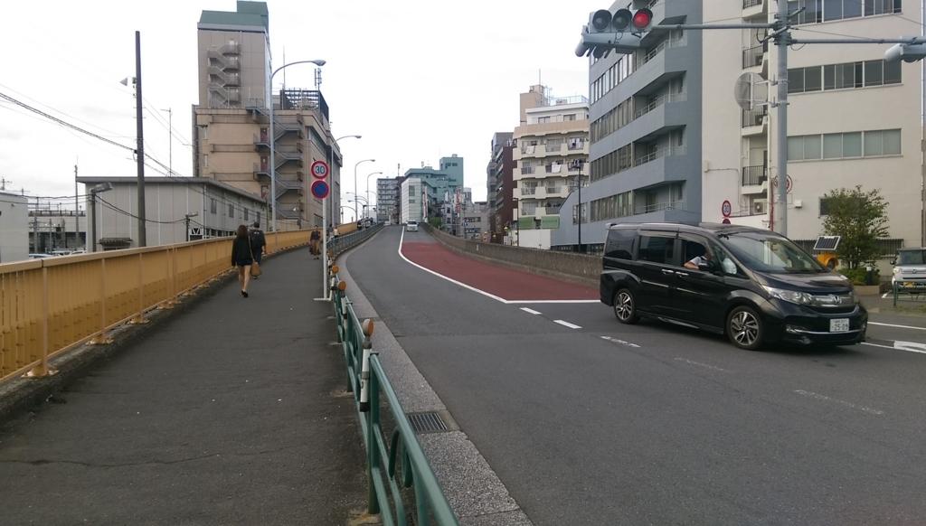 田端駅-坂