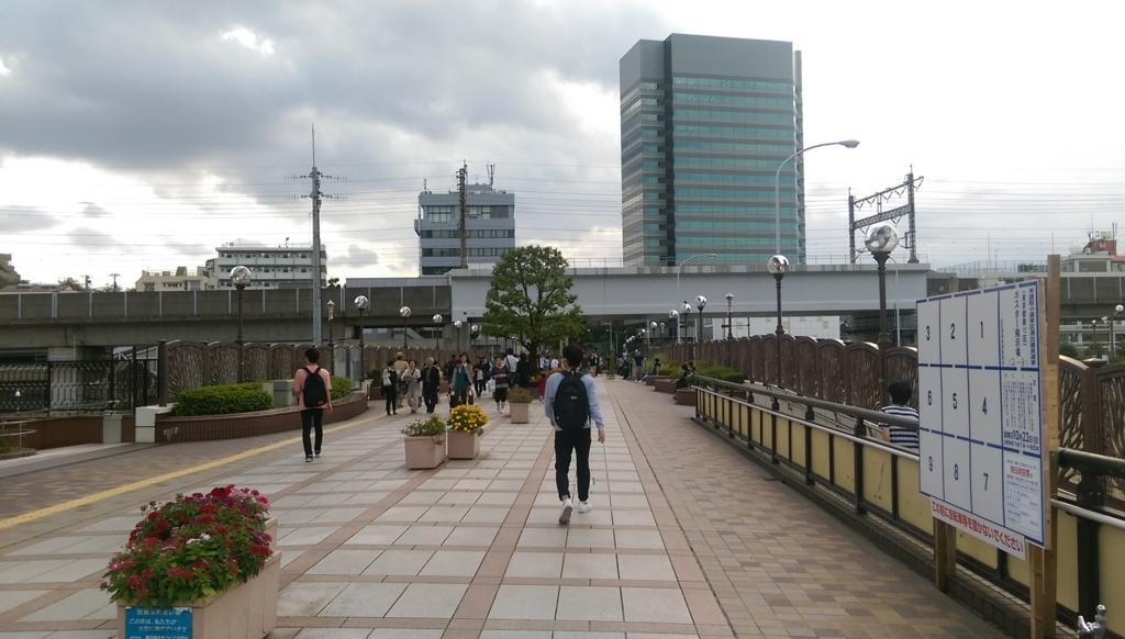 田端駅周辺