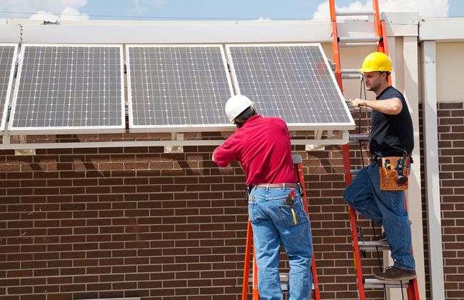 Solar Panels Cleaning Adelaide