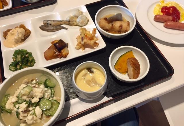 アリストンホテル宮崎の朝食リニューアル