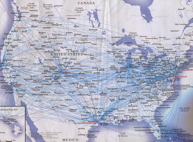 デルタ航空の路線一覧 | エアラインガイドJP