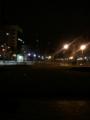 [札幌大通公園] 夜の大通公園