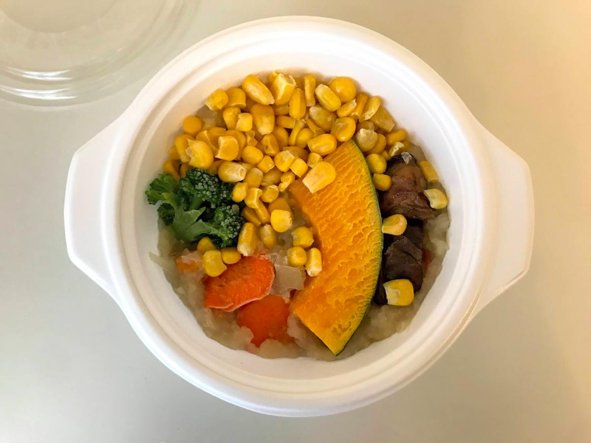 ベジ活スープ食ミックス野菜冷凍アップ