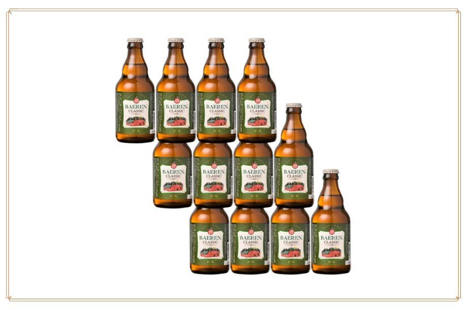 ベアレンビール12本セット