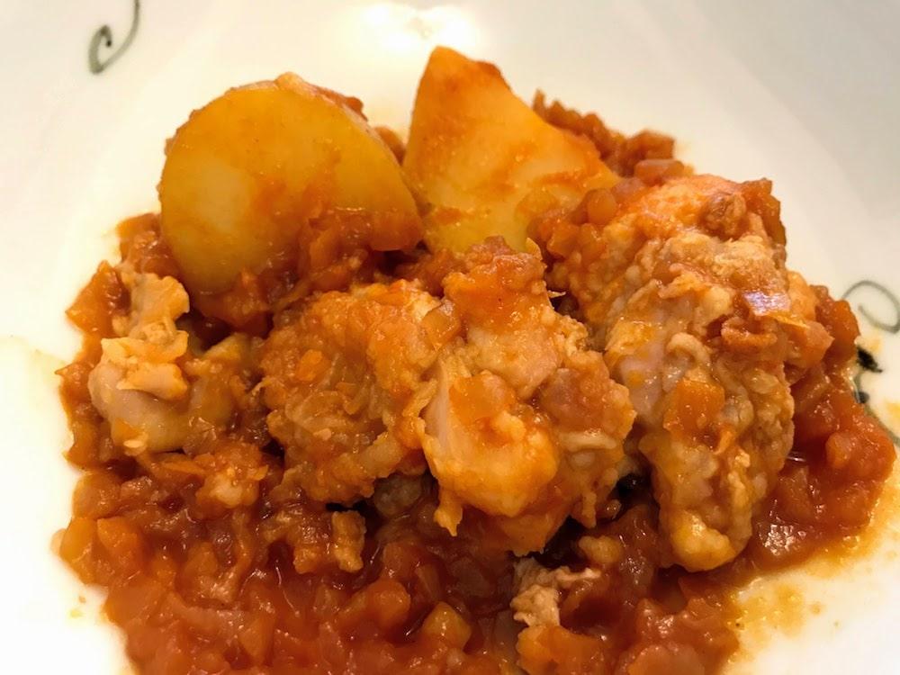 わんまいる桜島鶏のトマトカレーチャップ
