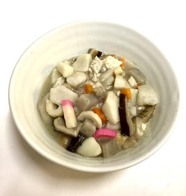 新潟県郷土料理「のっぺい」