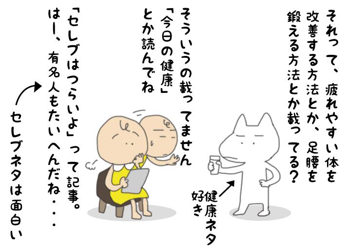 COSMOPOLITAN日本版を読んで
