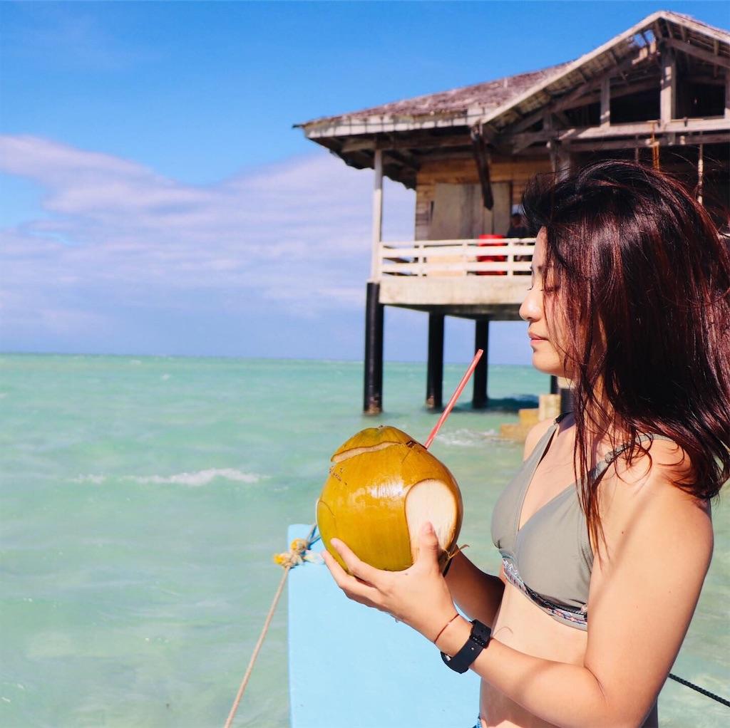 ドゥマゲッティから行ける誰もいない楽園ビーチ、バイス・ホワイトサンズビーチ