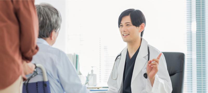 つらい症状、医師にどう言えば伝わる?