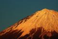 日没直後の富士山 MtFuji_081218