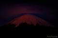 日没後の富士山 MtFuji_081222