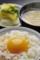 アローカナの卵deたまごかけゴハン