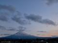 今朝の富士山 MtFuji_090118