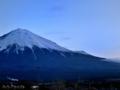 今朝の富士山 MtFuji_090124