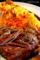 なみへい食道「特上なみへいオムライス」2