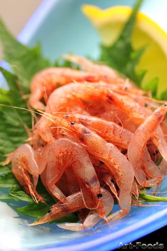 2009春漁新物「桜海老」