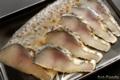 焼i鯖の冷燻
