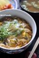 すき焼き丼_090908