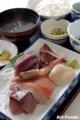 特上地魚定食_090913