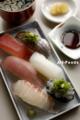 魚がし鮨『地魚握り』