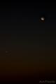夜明けの月 Moon_0910160512