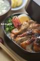 鶏の山椒焼重_100119