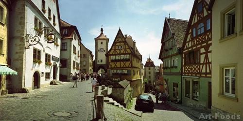 欧州の街角(90)ローテンブルグ