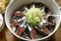 新秋刀魚丼_100925