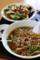 台湾ラーメンと回鍋肉飯のセット@福亭_110204