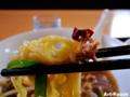 台湾ラーメンと回鍋肉飯のセット@福亭_110204_2