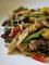 盛旺_110326_和牛(静岡そだち)と春野菜の炒め物