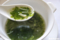 盛旺_110326_新生海苔と貝柱のスープ