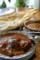 タンドリーチキンと野菜のカレー_110813-1
