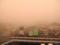 オレンジ色の霧の朝_110920